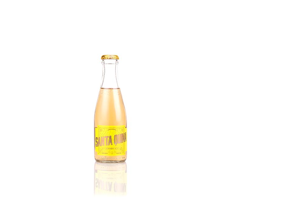 Santa Quina Ginger Ale