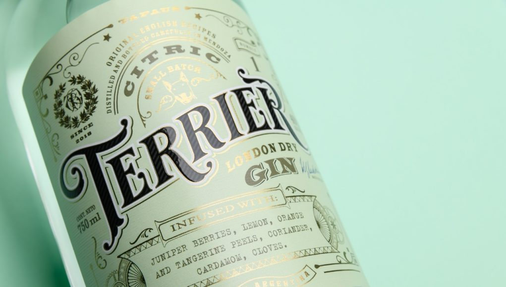 Gin Terrier Citric