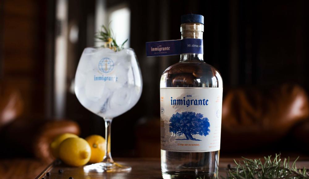 Gin Inmigrante