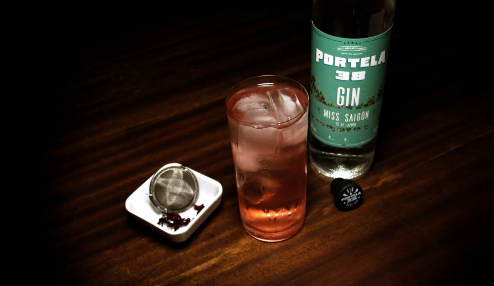 Gin Portela 38 Miss Saigon