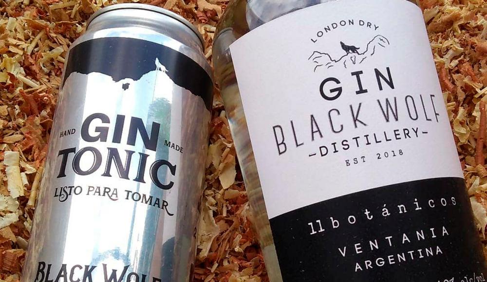 Black Wolf Gin