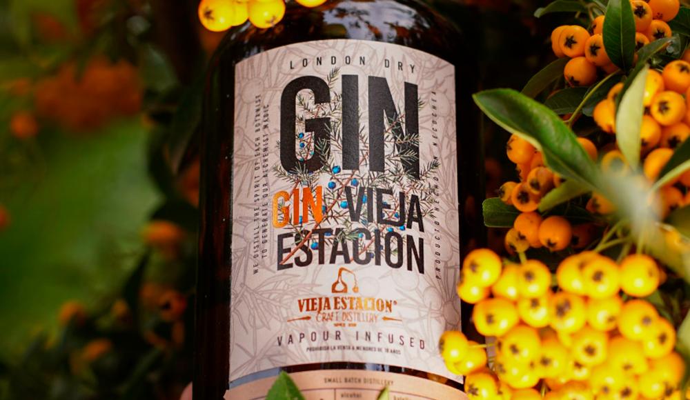 Gin Vieja Estacion