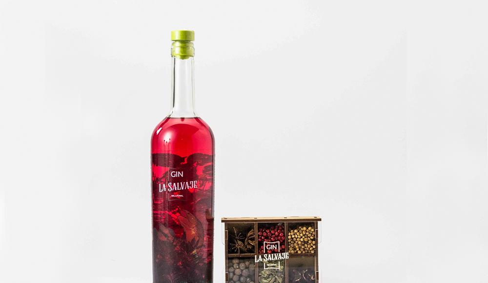 Gin La Salvaje HIbiscus