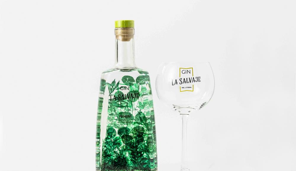 Gin La Salvaje