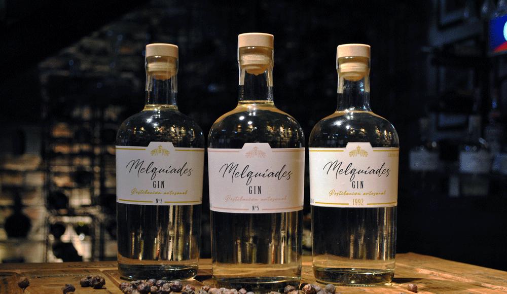 Gin Melquiades 1992