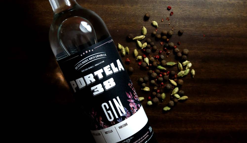 Gin Portela 38 One Love