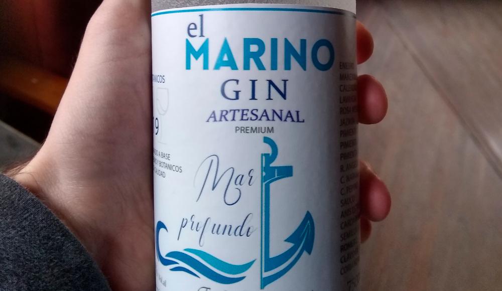 Gin El Marino Mar Profundo